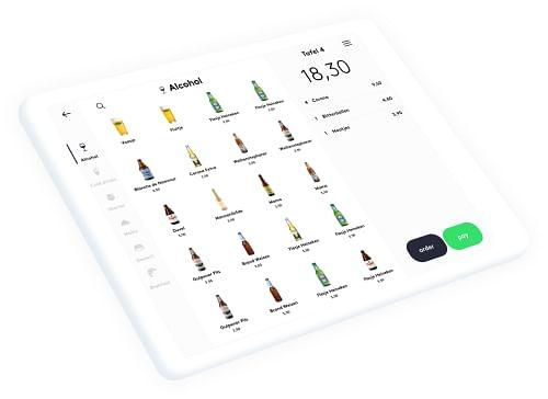 spont - Point of Sale - Mobile App