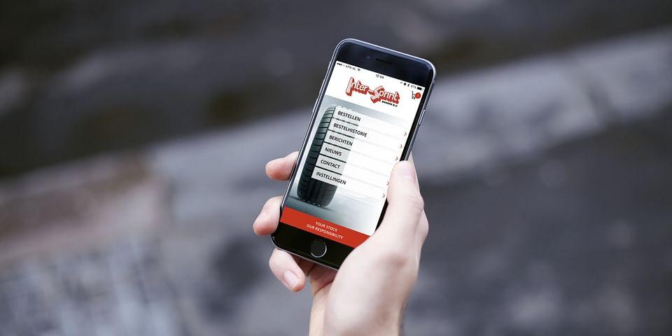 B2B M-commerce app