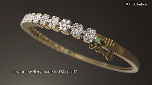 HRD antwerp Jewelry report - Film