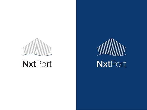 Nxtport | branding & website - Création de site internet