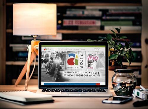 Arona Shopping Experience - Estrategia digital
