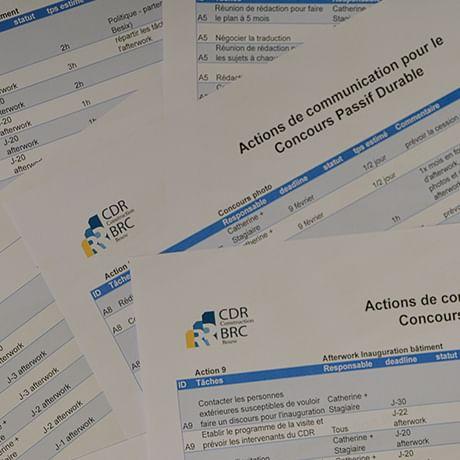CDR Construction - Evénementiel