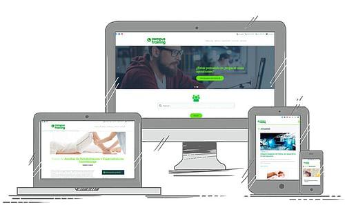 Campus Training - Creación de Sitios Web