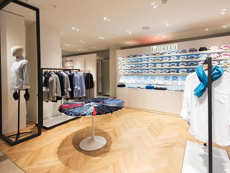 Création d'un nouveau concept de magasin -