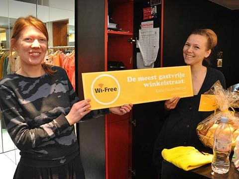 Evoke and Telenet elect most hospitable streets of - Public Relations (PR)