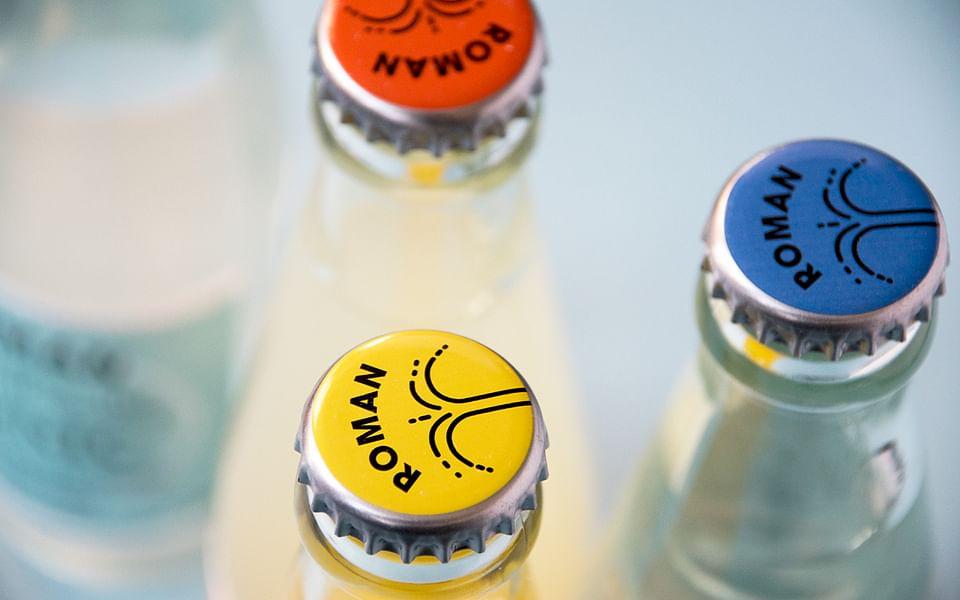 Lemonade packaging design