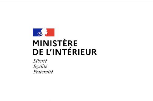 Ministère de l'intérieur - Publicité