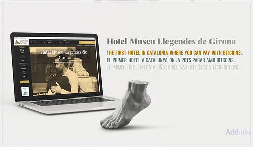 Hotel Museu Llegendes de Girona - Branding y posicionamiento de marca