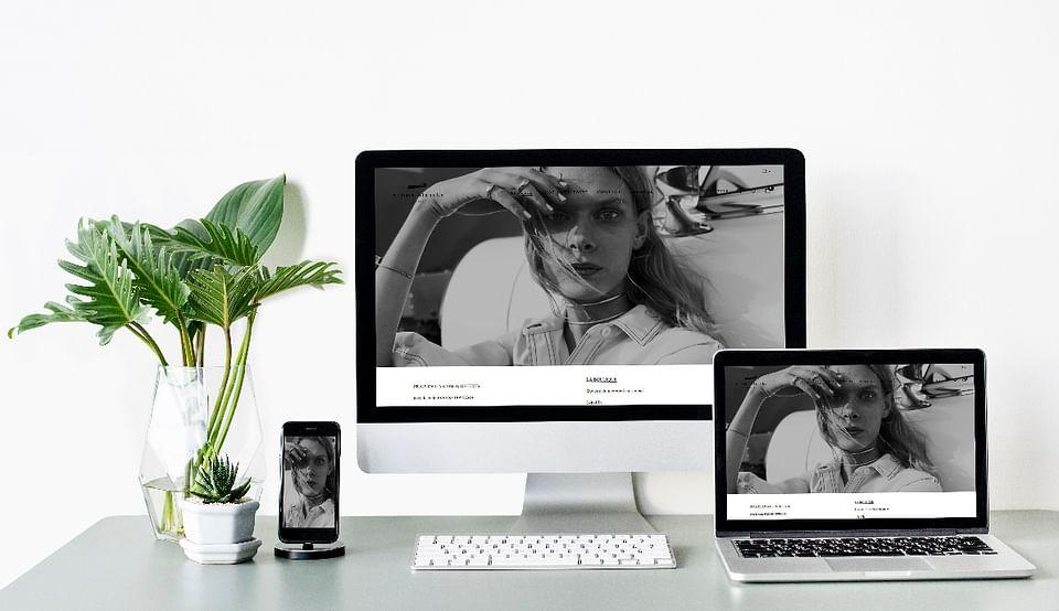 Creation site e-commerce  bijoutier