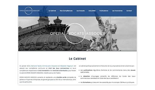 Website - Application web