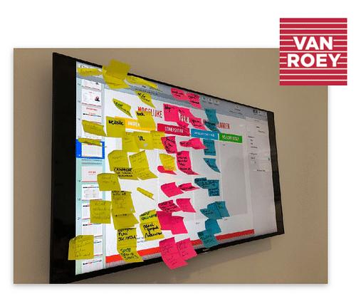 Business Development Bouwgroep Van Roey - Digital Strategy