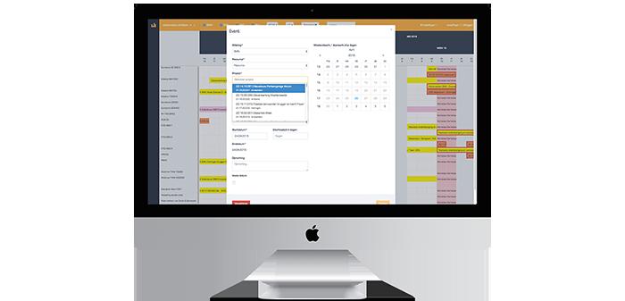 Planningsapplicatie - Web Applicatie