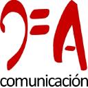 FA comunicación logo