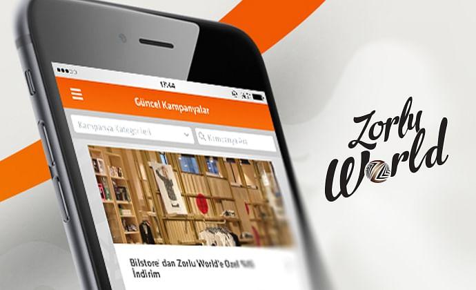 Zorlu World Mobile App