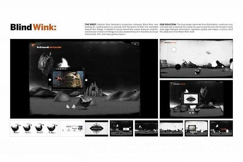 BLINDWINK.COM - Publicidad