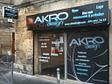 AKRO DESIGN logo