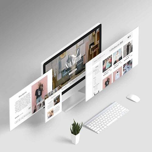 Site de vente en ligne - E-commerce