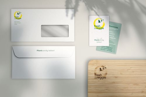 Fresh and Veggie - Branding & Positionering