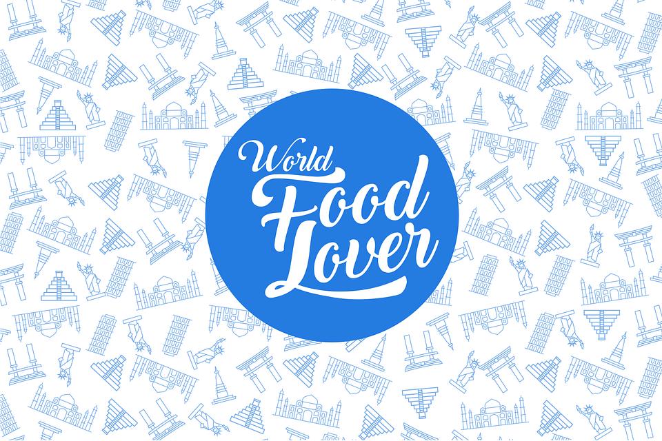 WORLD FOOD LOVER – Renovación de logotipo