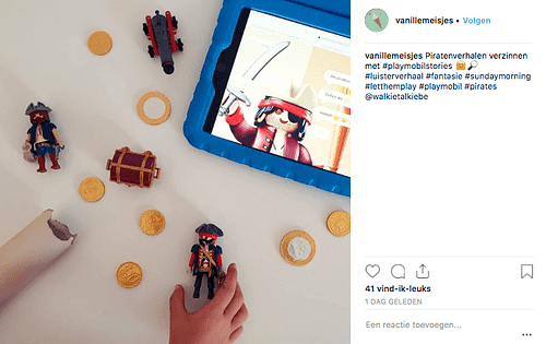 PLAYMOBIL - Content Strategy