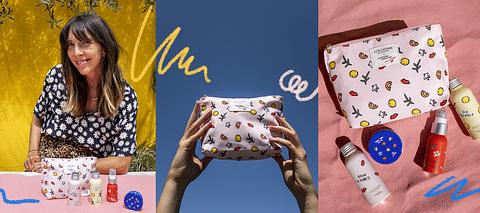 Création de packaging - brand content - L'Occitane