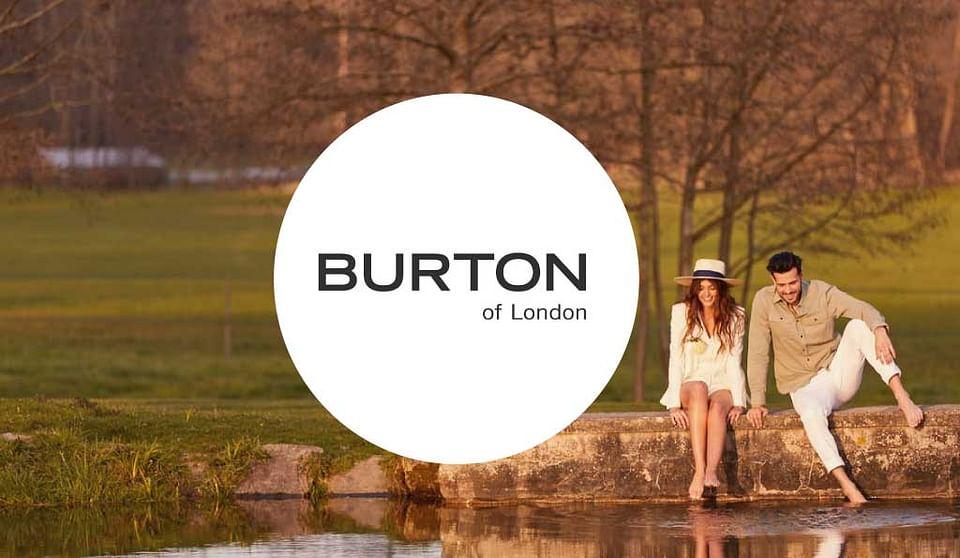 Stratégie SEA - Burton Of London