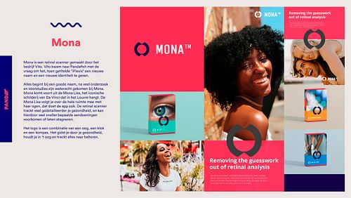 Branding portfolio - Branding & Positionering