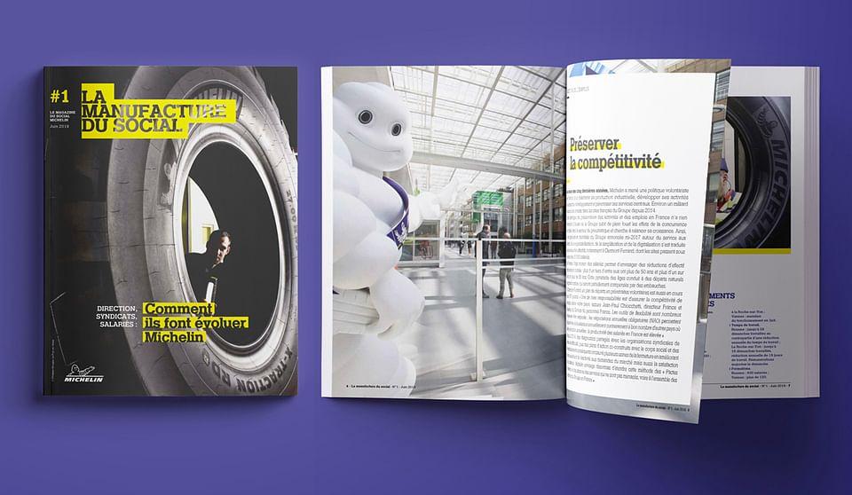 La Manufacture du social Michelin