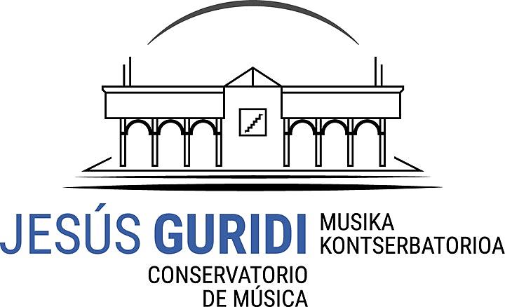 "Web del Conservatorio de Música ""Jesús Guridi"""