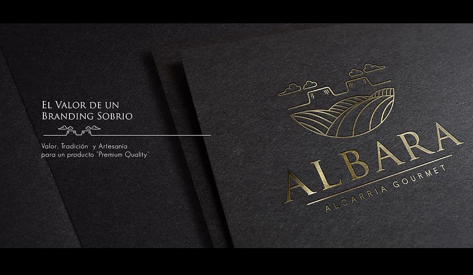 Branding, fotografía, UX y Web para Albara