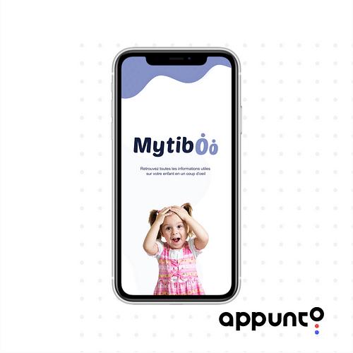 Mytiboo - Application mobile