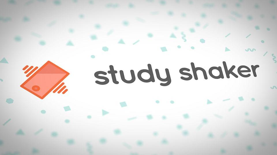 Study Shaker Mobile App
