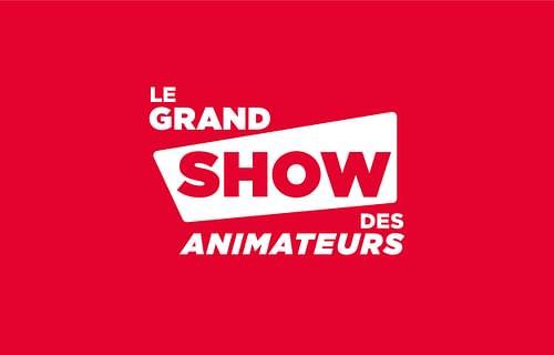 Le grand show des animateurs - Design & graphisme