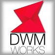 DWM WORKS logo