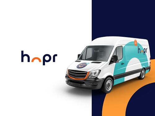 Hopr - Design & graphisme