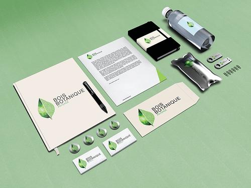 Branding et logo pour un paysagiste. - Image de marque & branding