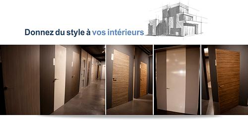 Styledoors - Création de site internet