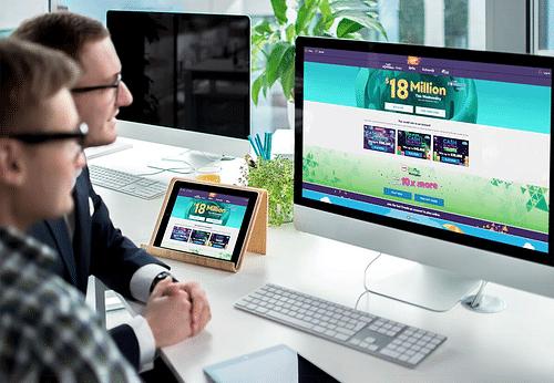 My Lotto - Ergonomy (UX/UI)