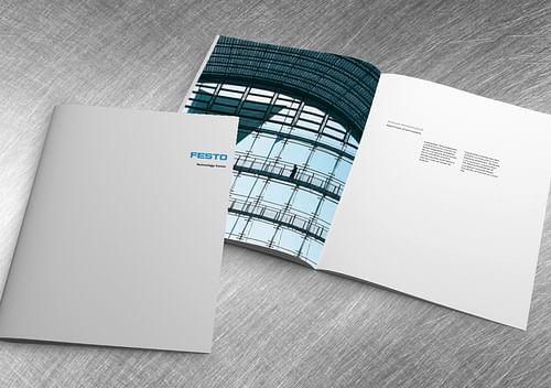 Markenkommunikation Festo - Branding & Positioning