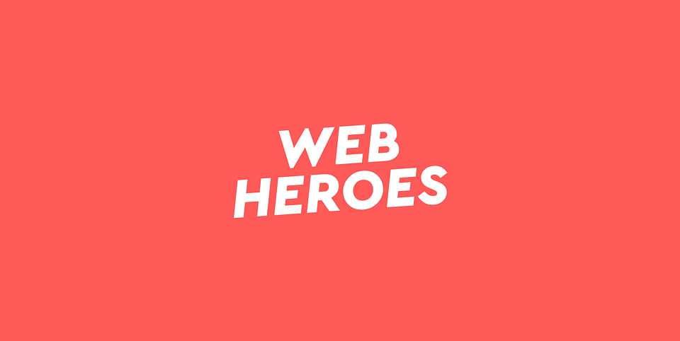 Web Heroes | Logo & Website Design