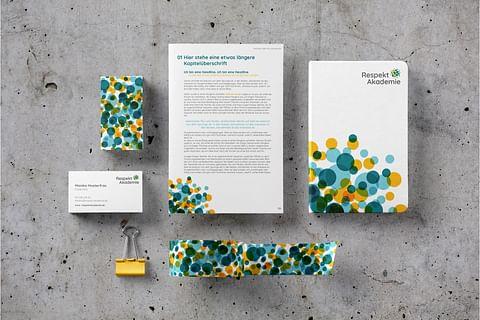 Branding und Webseite |Schulbegleitendes Projekt