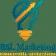BSL MARKETING logo