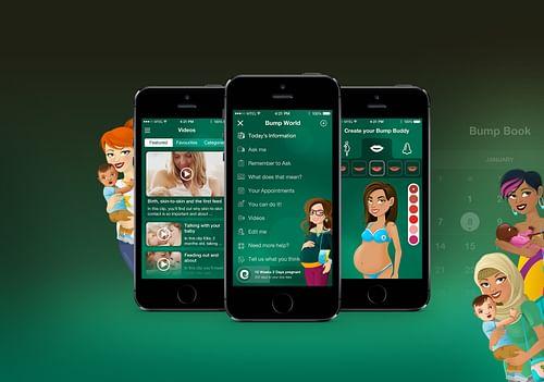 Baby Buddy app for Best Beginnings - Web Application