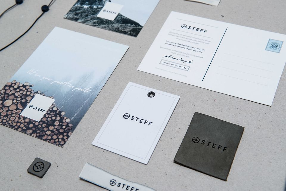 Steff positioning and rebranding