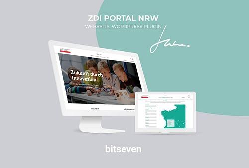 ZDI Portal NRW - Werbung