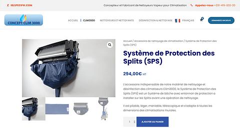 Site eCommerce optimisé SEO