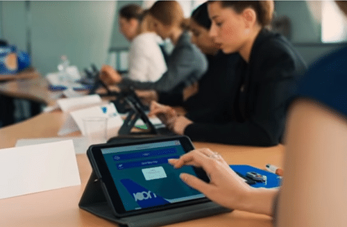 JOON   Mise en place du JoonPad - Application web