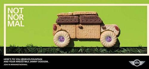 Biscuit - Advertising