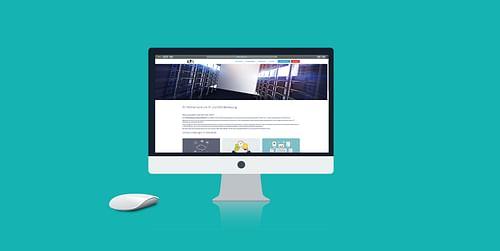 WordPress Webseite - Webanwendung