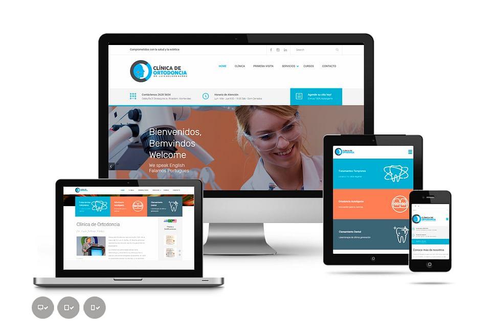 Sitio Web - Wordpress